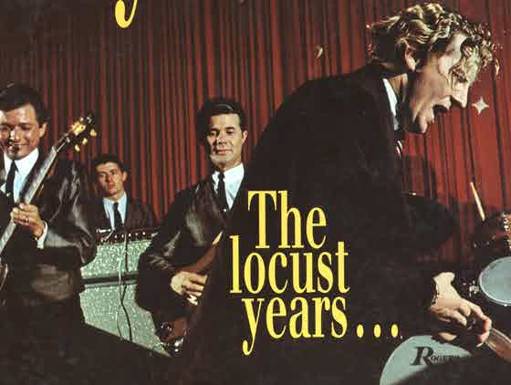 The Locust Years, face A
