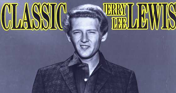 CLASSIC Jerry Lee Lewis, face A
