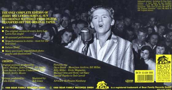 CLASSIC Jerry Lee Lewis, face B