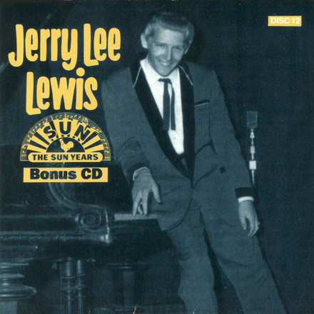 Jerry Lee Lewis - The Session Recorded In London With Great Guest Artists (Rock & Roll Super Session)